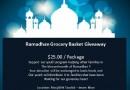 Ramadhan Grocery Basket Giveaway