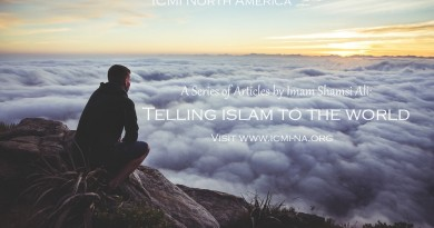 Telling Islam To The World – Part 3