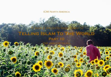 Telling Islam To The World – Part 10