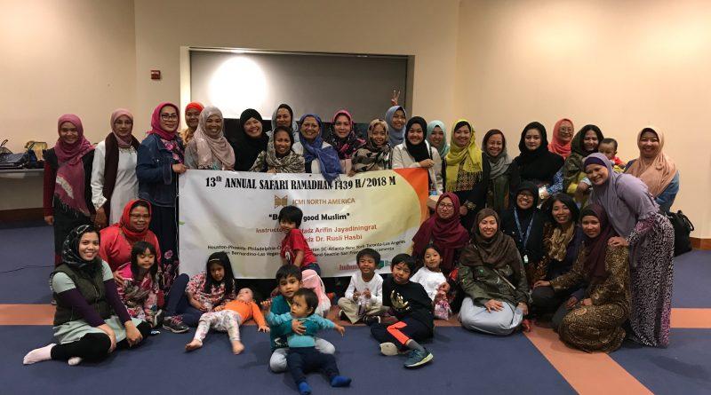 Safari Ramadhan 2018: Being A Good Muslim