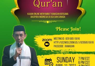 Tarhib Ramadan 1442H/2021 Bersama Ustadz Harjani Hefni